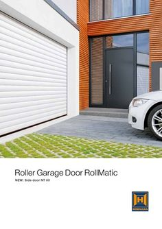 Roller Garage Door RollMatic