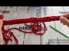 penye ipten çanta sapı yapımı ( ilk videomun ayrıntılı çekimi ) - YouTube