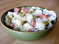 Salade Strasbourgeoise de Nadine : Recette de Salade Strasbourgeoise de Nadine - Marmiton