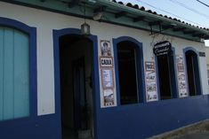 Itapecerica, MG - Brasil Restaurante Casarão