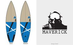 """Jordy Signature Board Maverick"""