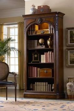Ambella Home Olivier Bookcase. h1Ambella Home Olivier Bookcase_h1Ambella Home Olivier Bookcase This bookcase is sure to brighten any room while displaying your treasured library. See More Bookcases at http://www.ourgreatshop.com/Bookcases-C679.aspx