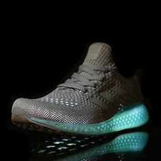 Adidas 3D Printed Futurecraft Dark Grey Sport Teal UK Trainers 2017/Running Shoes 2017