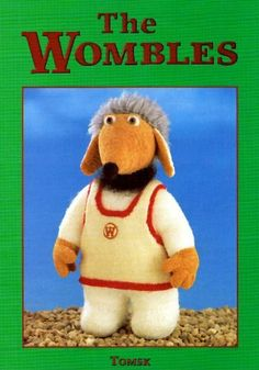 The Wombles:Tomsk (Knitting Pattern) by Alan Dart, http://www.amazon.co.uk/dp/B000OZ3PKI/ref=cm_sw_r_pi_dp_kwNitb1JRD2X2