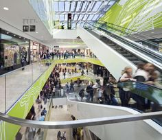 AECCafe.com - ArchShowcase - Kulturbau and Mall in Koblenz, Germany by Benthem Crouwel Architects