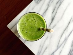 This detoxing smoothie never fails to make you feel hydrated and energized all day long.