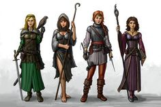 Druid Shepherd Tinker Mage by SirTiefling on DeviantArt Dnd Characters, Fantasy Characters, Female Characters, Fantasy Portraits, Fantasy Drawings, Fantasy Rpg, Fantasy Girl, High Fantasy, World Of Warriors