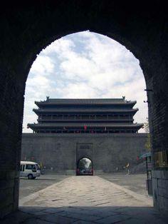 Xian Old Gate, China