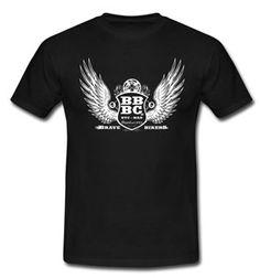 T-Shirt: BBBC+BraveBikers #bravebikers #bbbc #bike