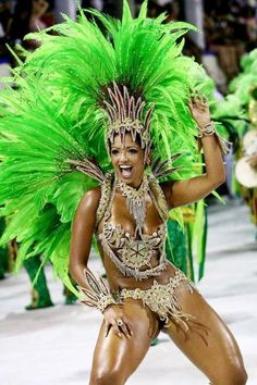 Carnival and Brazil Party Theme | Carnival in Rio