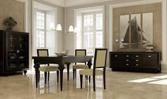 Comedor Moderno Rhin - Modern Dinning Room Rhin