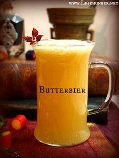 Rezept für Butterbier à la Harry Potter