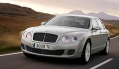 2014 Bentley Flying-Spur 6.0L W12. Twin-Turbo, 616HP engine with All-Wheel Drive