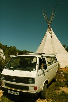 weird. almost my childhood but a white vanagon instead of a bus or blue truck..