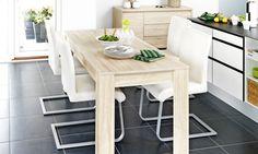 Nábytok do obývacej izby - Pohovky a jedálenské stoly v JYSKu