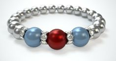 Love this bracelet, ordering another with my grandchildren's birthstones, just waiting to see what month our twins will be born in!!