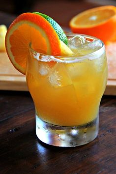"""Today we are featuring a famous drink with an interesting history which """"hails"""" from the South. When I think of planter's punch, I immediately think of warm weather, plantations, parties, fresh jui…"""