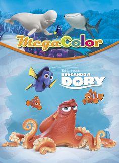 Buscando a Dory (2016) Estados Unidos. Dir.: Andrew Stanton e Angus MacLane - DVD ANIM 164