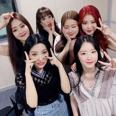 Minnie, Yuqi, Miyeon, Soojin, Soyeon e Shuhua Kpop Girl Groups, Korean Girl Groups, Kpop Girls, Btob, Rapper, Soo Jin, Extended Play, Cube Entertainment, Soyeon
