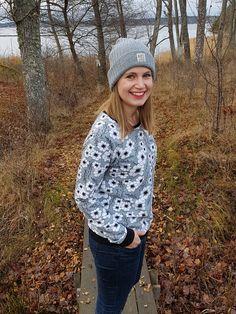 #Lindensweatshirt #linden #grainlinestudio #elvelyckan #elvelyckandesign