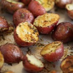Herb Roast Potatoes | Recipes | Nestlé Meals.com