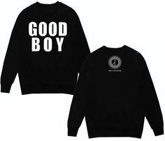 Bigbang Kpop Hoodies Good Boy Gdragon Sweatshirts Kpop Style Long Sleeve Korea Sun Gdragon Pullovers