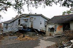 New Orleans and Louisiana Hurricane Katrina Photography