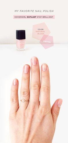 My favorite nail polish.  #PGBestforMe