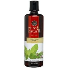 Best Price Pure & Natural Body Wash Cleansing Rosemary & Mint - 12.8 Oz. Great deals every day - http://savepromarket.com/best-price-pure-natural-body-wash-cleansing-rosemary-mint-12-8-oz-great-deals-every-day