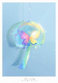 Iphone Wallpaper Sky, Cute Galaxy Wallpaper, Rainbow Wallpaper, Anime Scenery Wallpaper, Butterfly Wallpaper, Aesthetic Pastel Wallpaper, Kawaii Wallpaper, Cute Wallpaper Backgrounds, Pretty Wallpapers