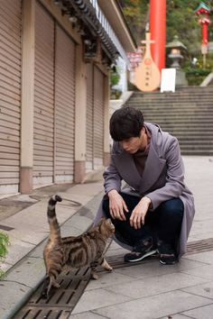 坂口健太郎 w cat