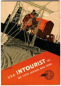 Industrial Tourism, 1930s
