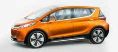Bolt EV Concept Car: The Future of EV | Chevrolet