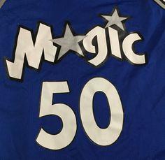 Orlando Magic Champion Corey Maggette Size 44 Jersey #Champion #OrlandoMagic