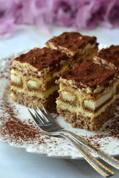Hungarian Desserts, Hungarian Recipes, Poppy Cake, Cake Recipes, Vegan Recipes, Cake Cookies, Tiramisu, Sweet Tooth, Food And Drink