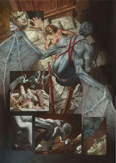 Riccardo Federici-un hdp de la ilustración