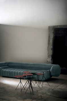 TACTILE Sofa by BAXTER design Vincenzo De Cotiis