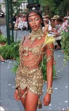 Naomi for Dior, 97'