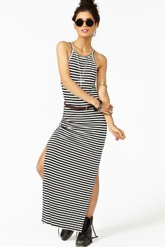 stripes are so fabulous ~ anytime...anywhere ~ Zanna Maxi Dress #splendidsummer