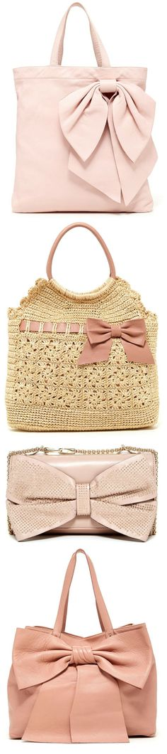 Adorable Valentino Bow Purses  ღ  I'm SO in Love with them All!