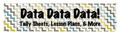 Busy Bee Speech: Data, Data, Data...with a Freebie!