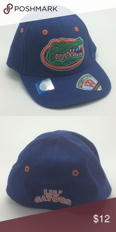 """logo on front. """"Lil Gators"""" on back. Visit our closet for more school  choices! Top of the World Accessories Hats 87b2ac3adf91"""