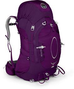 Osprey Aura 65 Pack - Women's (eggplant purple)