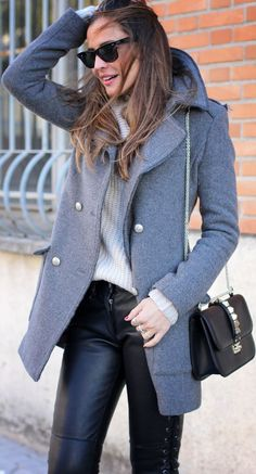 #Gray #Coat Again by LadyAddict