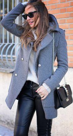 #Gray #Coat Again by LadyAddict