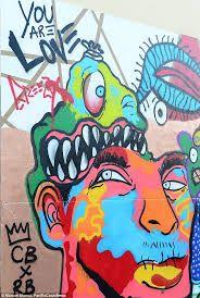 Image result for chris brown graffiti