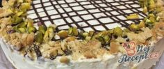 Dort Twilight s chutí cappuccina Twilight, Cheesecake, Chicken, Meat, Fitness, Food, Cheesecakes, Essen, Meals
