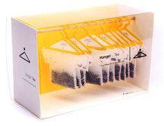 Packaging - Hanger Tea-shirt
