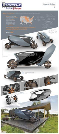 Hub Concept by Eugenio Sellaro-Neto - Design Panel
