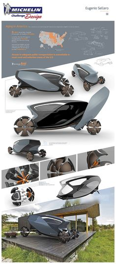 Hub Concept by Eugenio Sellaro-Neto - Design Panel